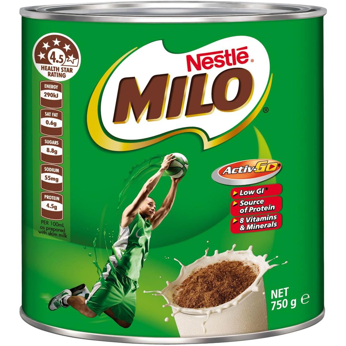 Nestle Milo Active-Go 750g